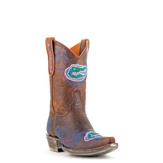 "Florida Gators Ladies 10"" Boots by Gameday Boots"