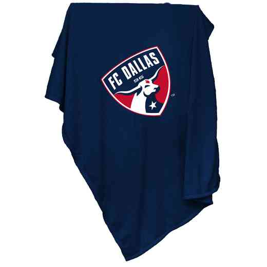 906-74: FC Dallas Sweatshirt Blanket