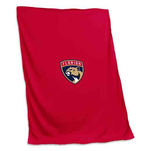 813-74: Florida Panthers Sweatshirt Blanket