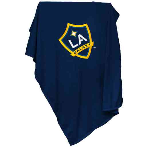 909-74: Los Angeles Galaxy Sweatshirt Blanket