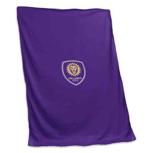 921-74: Orlando City SC Sweatshirt Blanket