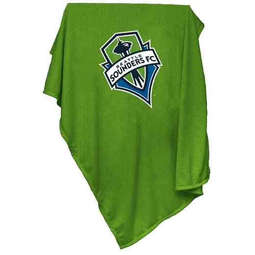 914-74: Seattle Sounders Sweatshirt Blanket