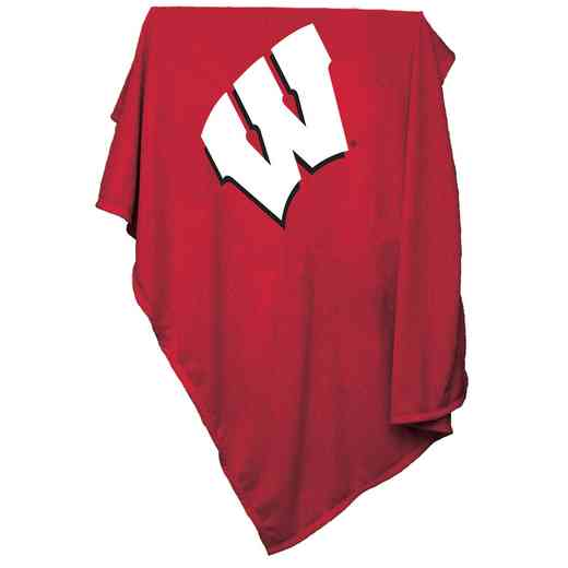 244-74: Wisconsin Sweatshirt Blanket