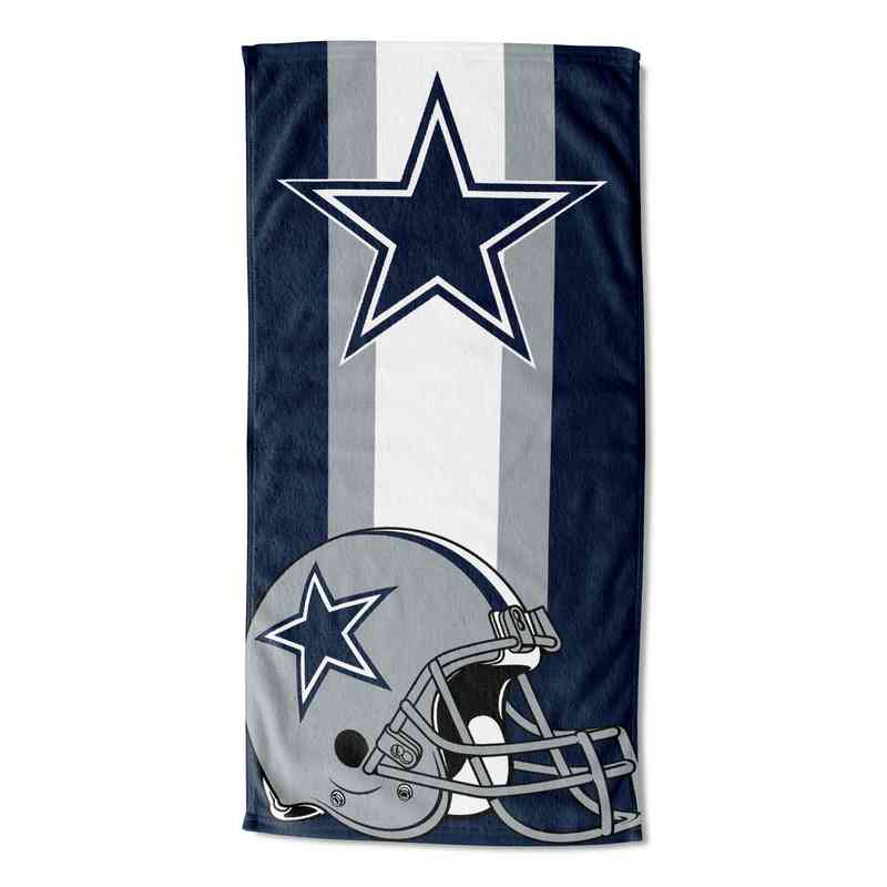 1NFL720000009RET: NFL 720 Cowboys Zone Read Beach Towel