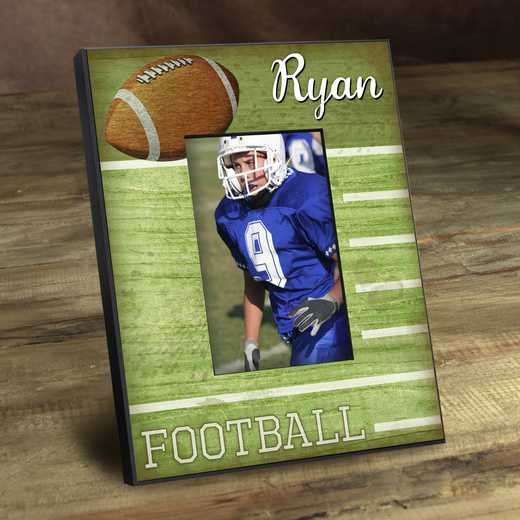 GC762 TOUCHDOWN: Personalized Kids Sports Frames