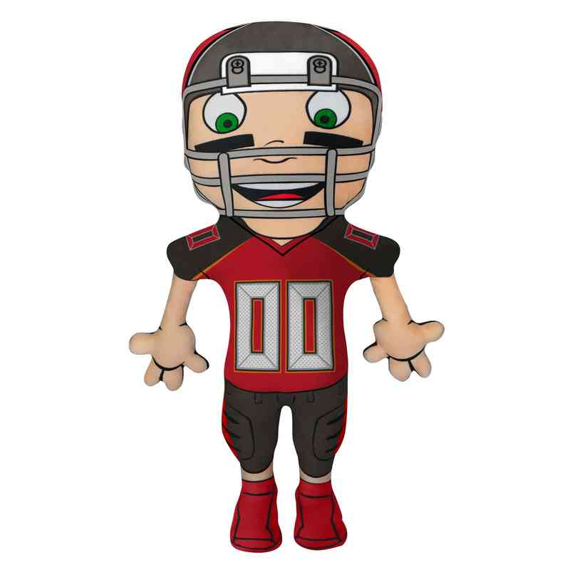 1NFL354000006RET  NW NFL CHARACTER PILLOW 2533a2dd093