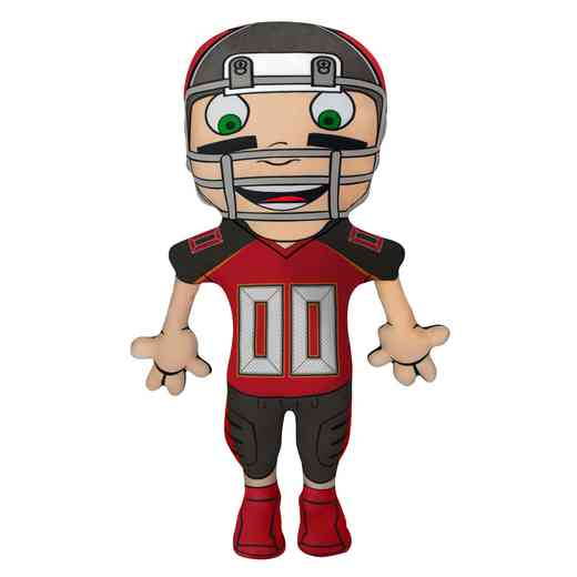 1NFL354000006RET: NW NFL CHARACTER PILLOW, BUCS