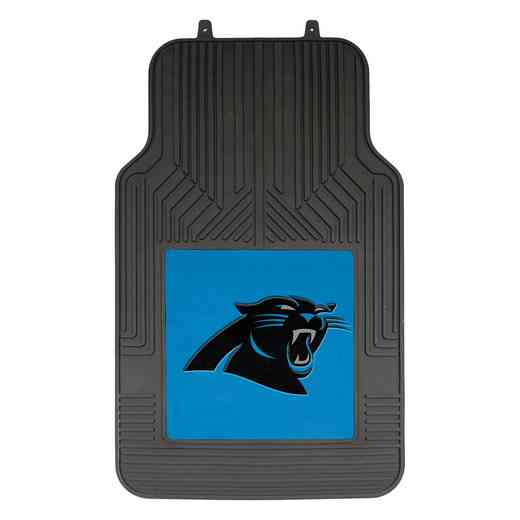 1NFL345000018RET: NW NFL FLOOR MATS, PANTHERS