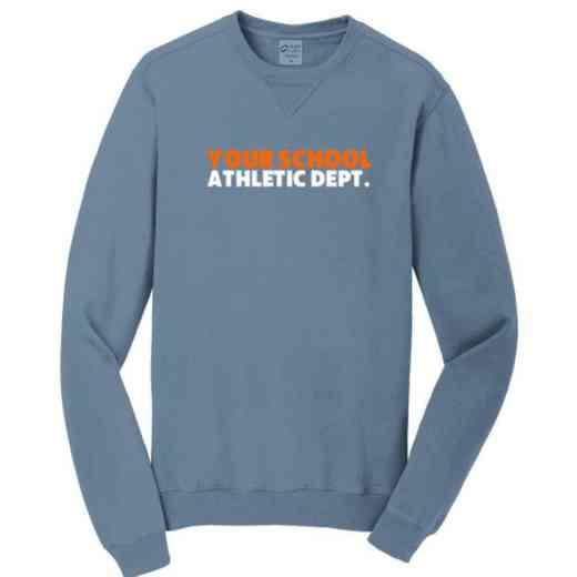 Athletic Department Pigment Dyed Crewneck Sweatshirt