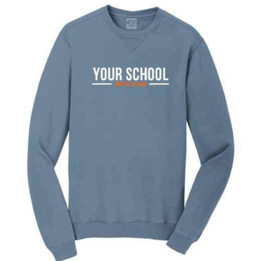 Beta Club Pigment Dyed Crewneck Sweatshirt