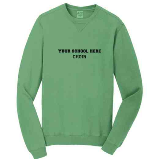 Choir Pigment Dyed Crewneck Sweatshirt