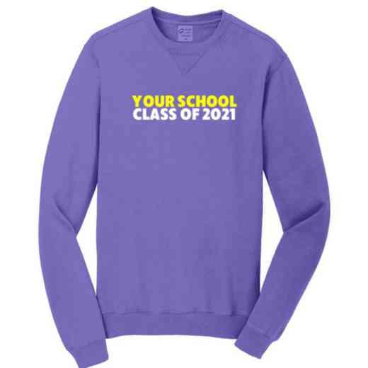 Class Pigment Dyed Crewneck Sweatshirt