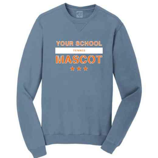 Tennis Pigment Dyed Crewneck Sweatshirt