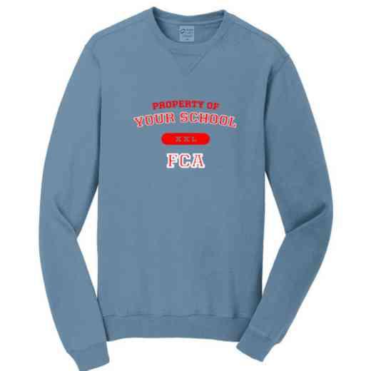 FCA Pigment Dyed Crewneck Sweatshirt
