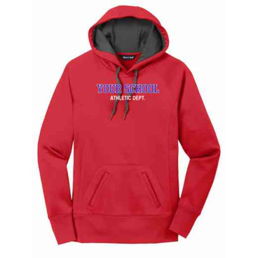 Athletic Department Women's Sport-Tek Tech Fleece Hooded Sweatshirt