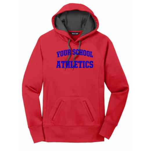 Athletics Women's Sport-Tek Tech Fleece Hooded Sweatshirt