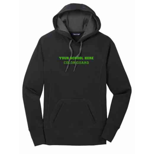 Color Guard Women's Sport-Tek Tech Fleece Hooded Sweatshirt