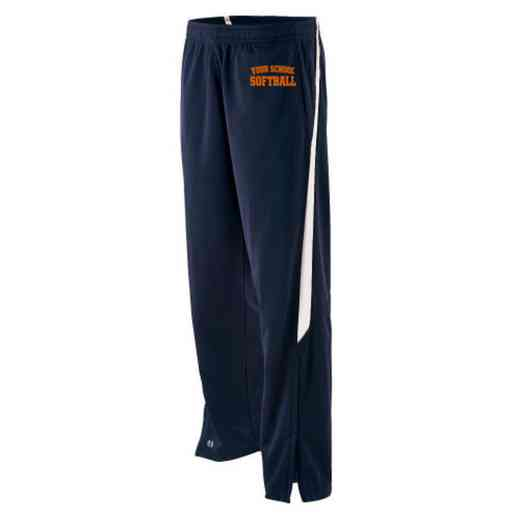 Softball Embroidered Holloway Women's Determination Pant