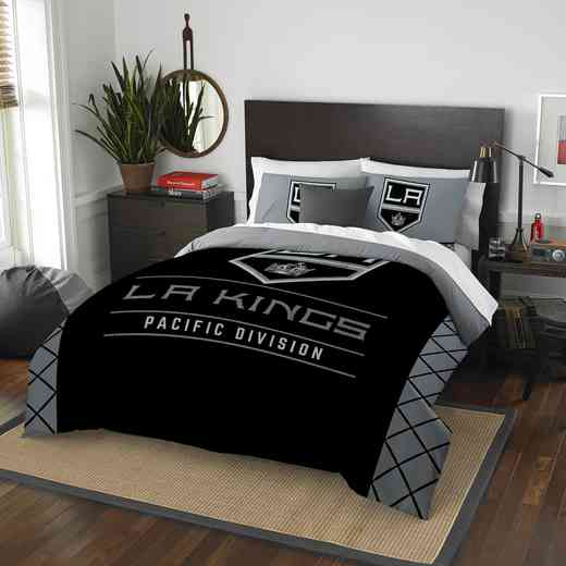 1NHL849000010RET: NW NHL F/Q COMFORTER SET, LA KINGS