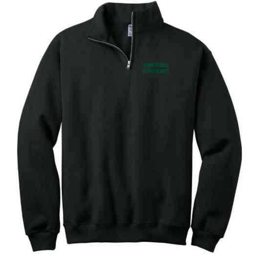 Athletic Department Embroidered Youth Quarter Zip Sweatshirt