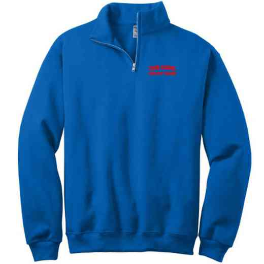 Athletic Trainer Embroidered Youth Quarter Zip Sweatshirt