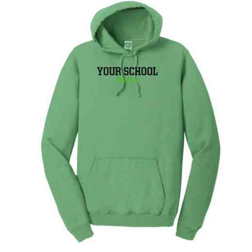 Athletics Pigment Dyed Hooded Sweatshirt