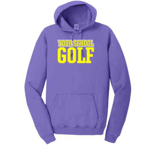 Golf Pigment Dyed Hooded Sweatshirt
