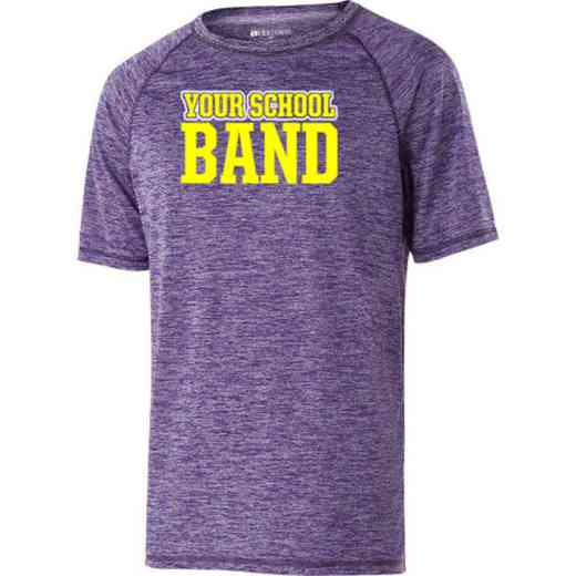 Band Holloway Youth Electrify Performance Shirt