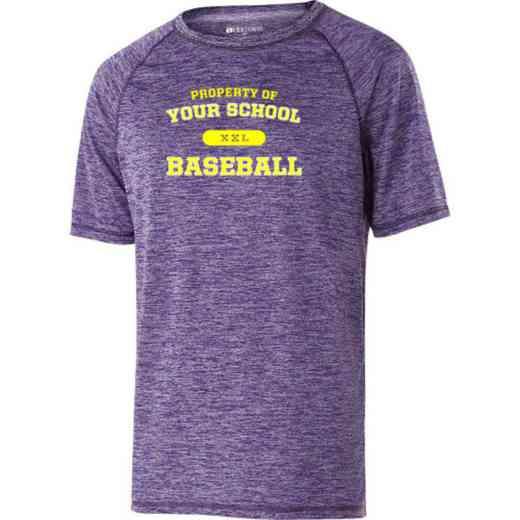 Baseball Holloway Youth Electrify Performance Shirt