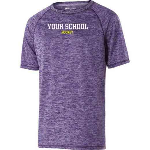 Hockey Holloway Youth Electrify Performance Shirt