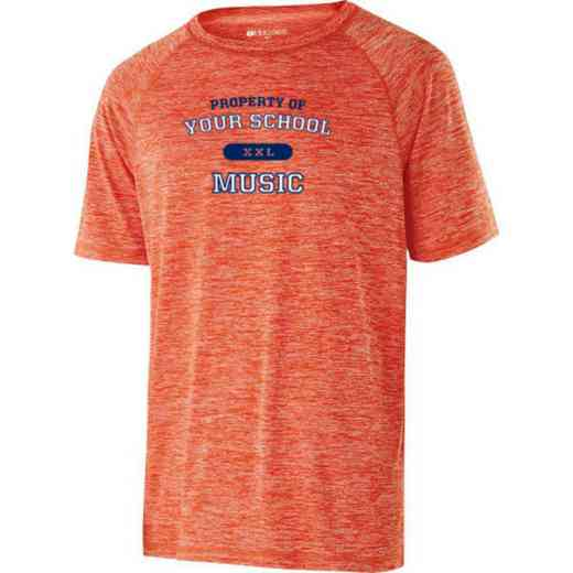 Music Holloway Youth Electrify Performance Shirt