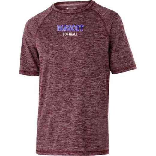 Softball Holloway Youth Electrify Performance Shirt