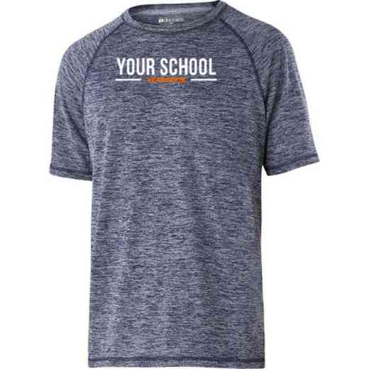 Yearbook Holloway Youth Electrify Performance Shirt