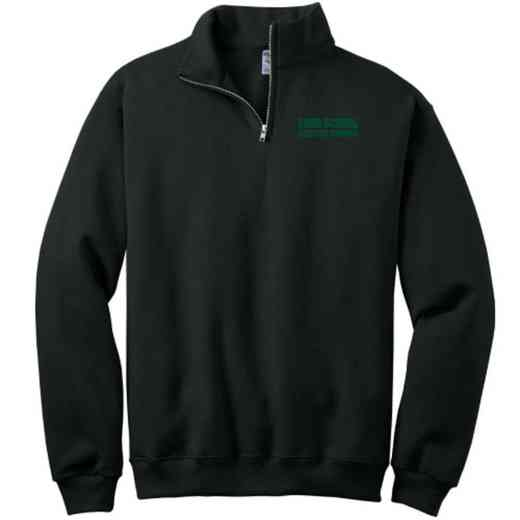 Athletic Trainer Embroidered Adult Quarter Zip Sweatshirt