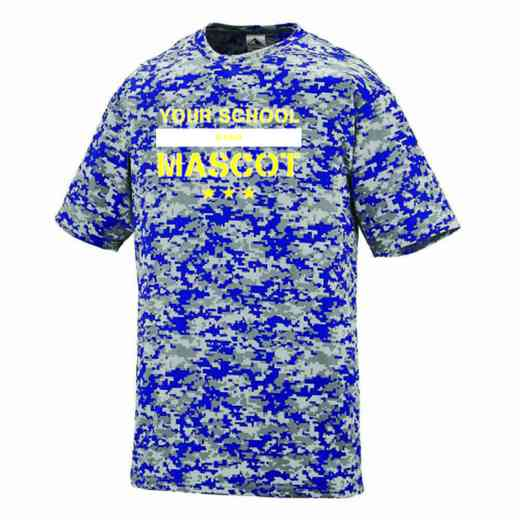 Band Augusta Digi Camo Performance T-Shirt