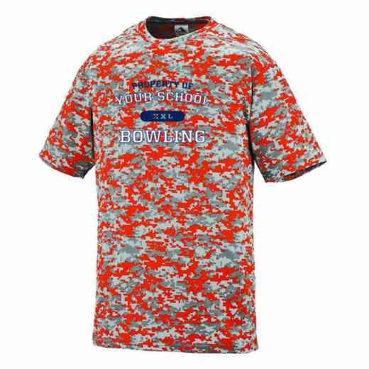 Bowling Augusta Digi Camo Performance T-Shirt
