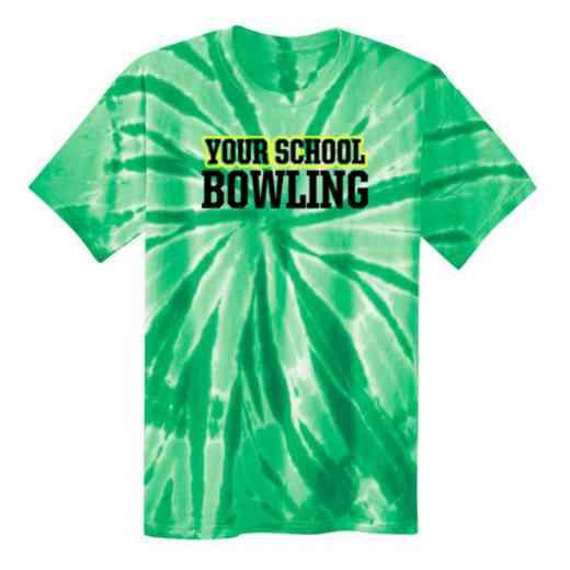 Bowling Tie Dye T-Shirt