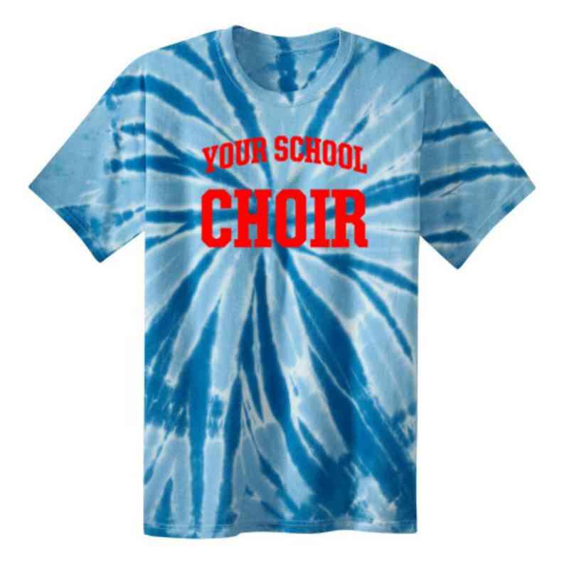 Choir Tie Dye T-Shirt