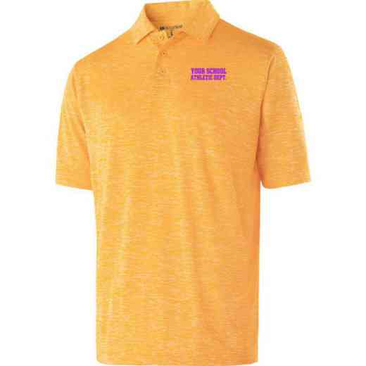 Athletic Department Embroidered Holloway Electrify Polo