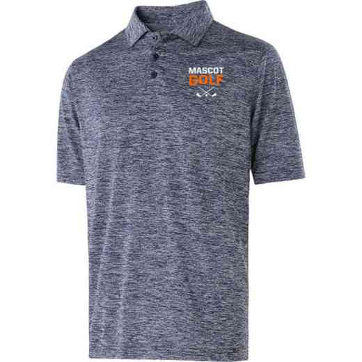 Golf Embroidered Holloway Electrify Polo