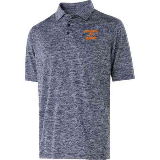 Wrestling Embroidered Holloway Electrify Polo