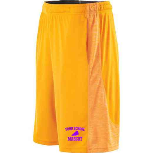 Cheerleading Embroidered Holloway Youth Electron Short