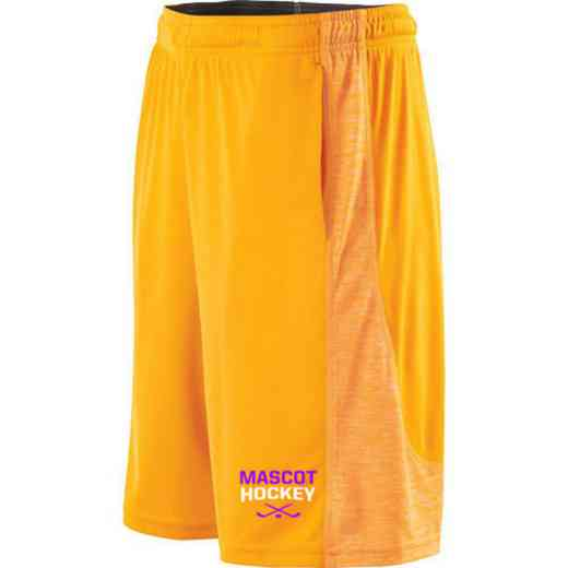 Hockey Embroidered Holloway Youth Electron Short