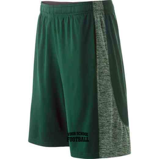 Football Embroidered Holloway Electron Short