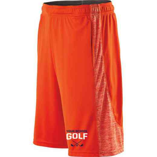 Golf Embroidered Holloway Electron Short