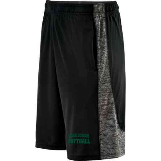 Softball Embroidered Holloway Electron Short