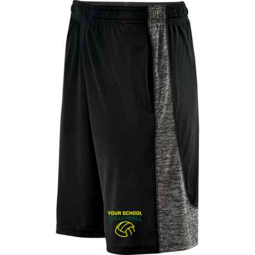 Volleyball  Embroidered Holloway Electron Short