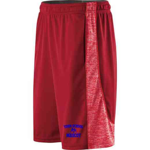 Wrestling Embroidered Holloway Electron Short