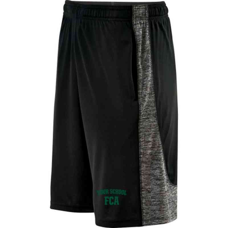 FCA Embroidered Holloway Electron Short