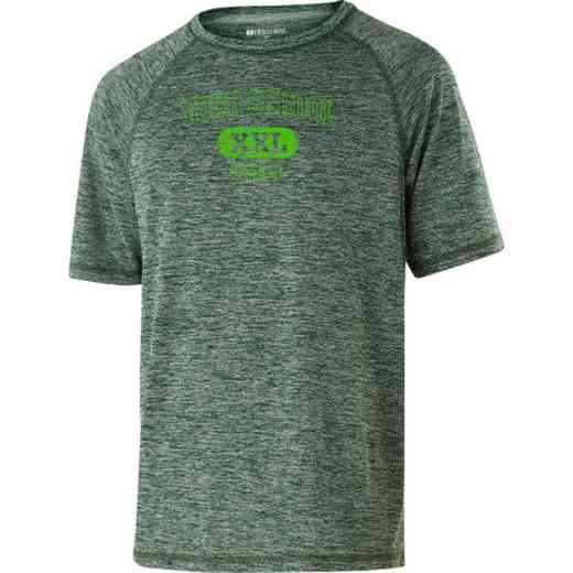 Baseball Holloway Electrify Heathered Performance Shirt